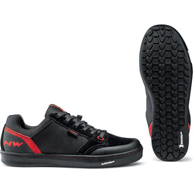 Northwave Tribe Schoenen Heren, black/red